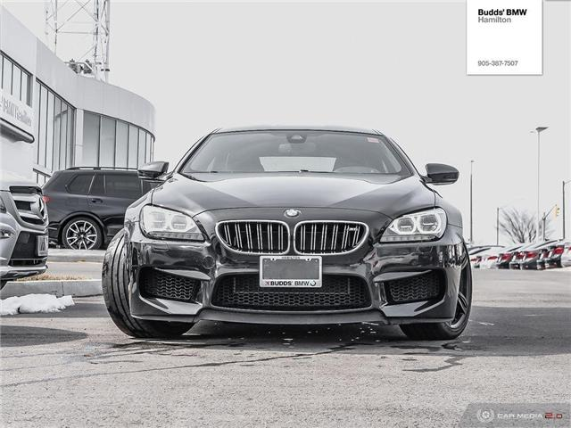 2015 BMW M6 Gran Coupe Base (Stk: B89718A) in Hamilton - Image 2 of 27