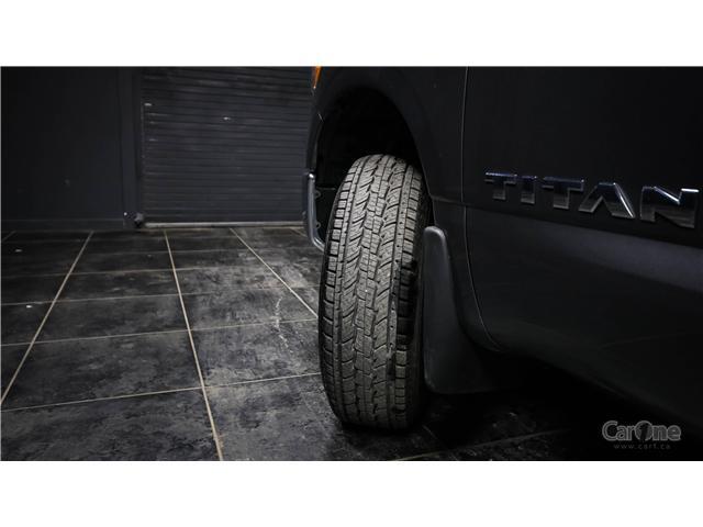 2017 Nissan Titan SV (Stk: CT19-131) in Kingston - Image 20 of 26