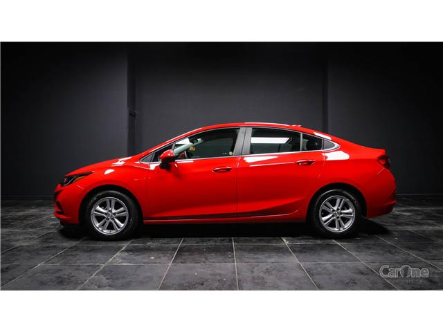 2017 Chevrolet Cruze LT Auto (Stk: 19-16A) in Kingston - Image 1 of 31