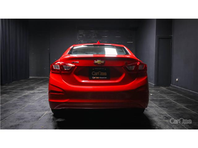 2017 Chevrolet Cruze LT Auto (Stk: 19-16A) in Kingston - Image 6 of 31