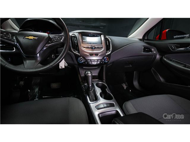 2017 Chevrolet Cruze LT Auto (Stk: 19-16A) in Kingston - Image 18 of 31