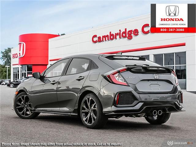 2019 Honda Civic Sport Touring (Stk: 19644) in Cambridge - Image 4 of 24