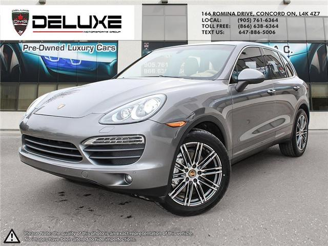 2011 Porsche Cayenne S (Stk: D0542) in Concord - Image 1 of 26