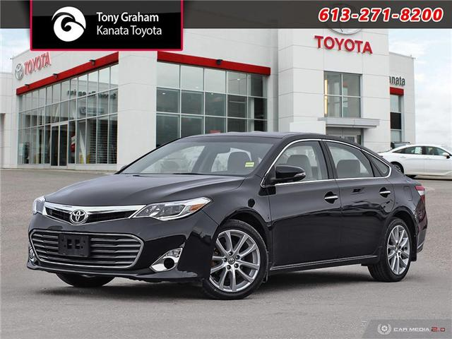 2014 Toyota Avalon Limited (Stk: K4205A) in Ottawa - Image 1 of 28