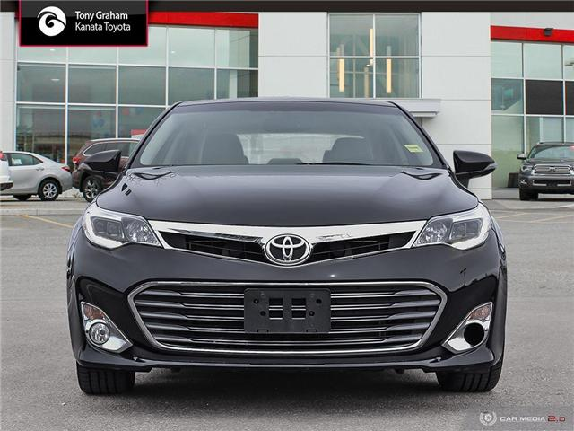 2014 Toyota Avalon Limited (Stk: K4205A) in Ottawa - Image 2 of 28