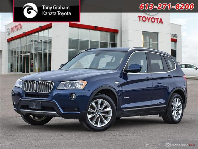 2014 BMW X3 xDrive35i (Stk: K4194A) in Ottawa - Image 1 of 29