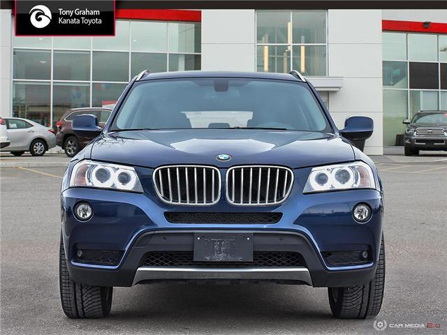 2014 BMW X3 xDrive35i (Stk: K4194A) in Ottawa - Image 2 of 29