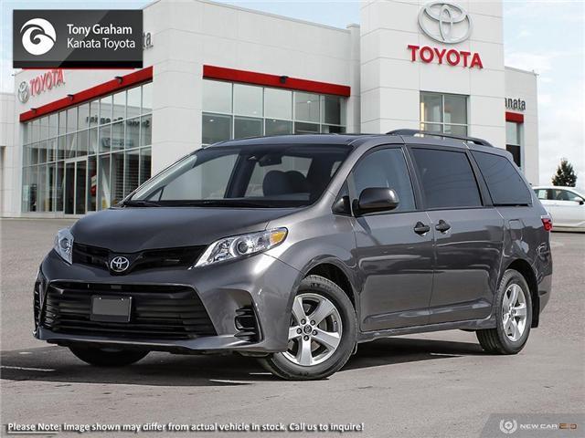 2019 Toyota Sienna 7-Passenger (Stk: 89326) in Ottawa - Image 1 of 24