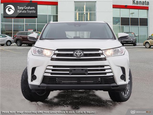 2019 Toyota Highlander LE (Stk: 89354) in Ottawa - Image 2 of 24