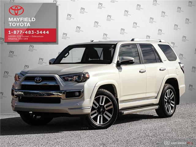 2016 Toyota 4Runner SR5 (Stk: 1901096A) in Edmonton - Image 1 of 20