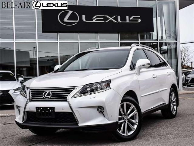 2015 Lexus RX 350 Sportdesign (Stk: 96876B) in Ottawa - Image 1 of 28