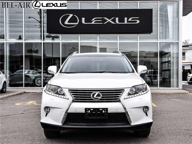 2015 Lexus RX 350 Sportdesign (Stk: 96876B) in Ottawa - Image 2 of 28