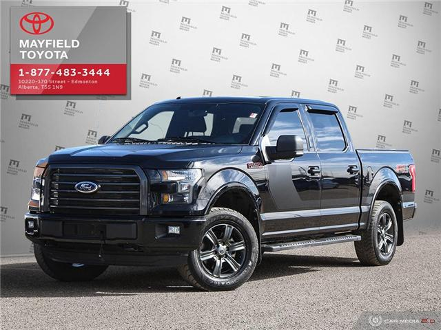 2016 Ford F-150 XLT (Stk: 1901029A) in Edmonton - Image 1 of 20