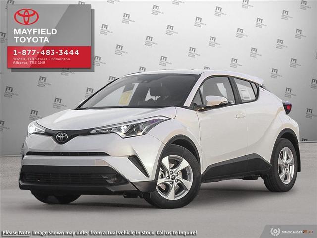 2019 Toyota C-HR XLE Premium Package (Stk: 1901168) in Edmonton - Image 1 of 23
