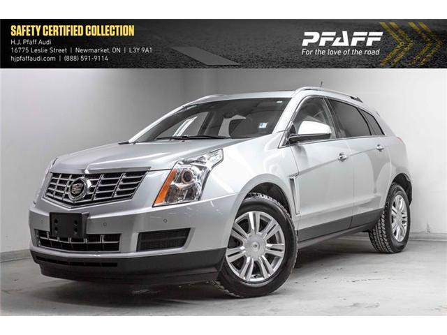 2015 Cadillac SRX Luxury (Stk: A11204AA) in Newmarket - Image 1 of 21