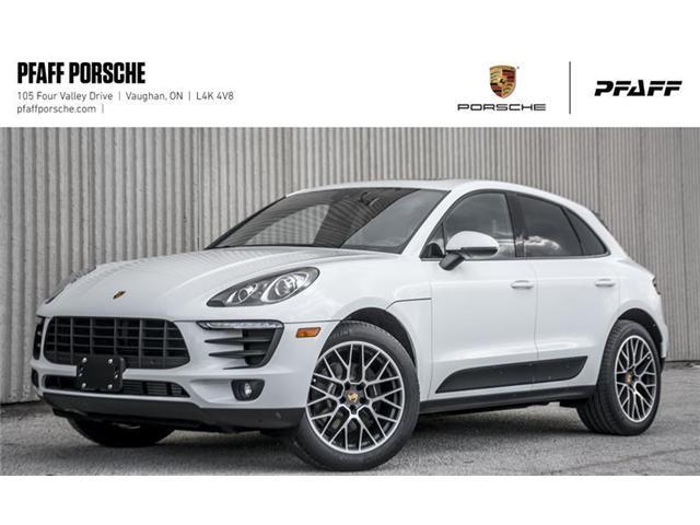 2018 Porsche Macan Sport Edition (Stk: P14160) in Vaughan - Image 1 of 22