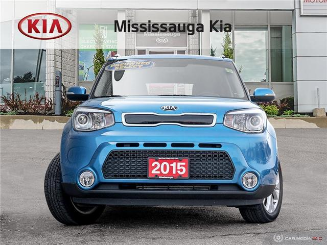 2015 Kia Soul EX+ (Stk: 594P) in Mississauga - Image 2 of 27