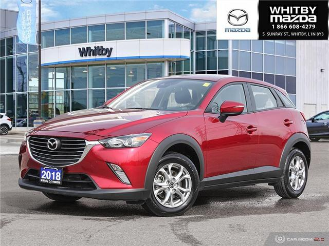 2018 Mazda CX-3 50th Anniversary Edition (Stk: 190168A) in Whitby - Image 1 of 27