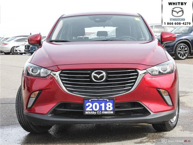 2018 Mazda CX-3 50th Anniversary Edition (Stk: 190168A) in Whitby - Image 2 of 27