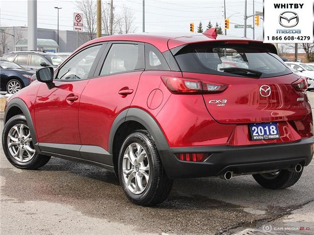 2018 Mazda CX-3 50th Anniversary Edition (Stk: 190168A) in Whitby - Image 4 of 27