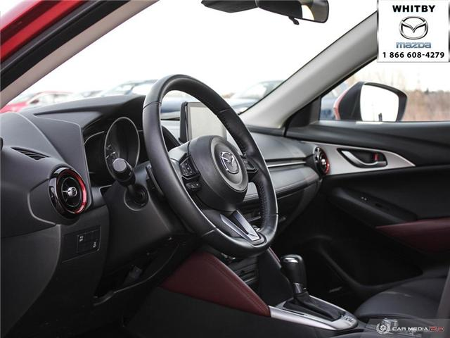 2018 Mazda CX-3 50th Anniversary Edition (Stk: 190168A) in Whitby - Image 13 of 27