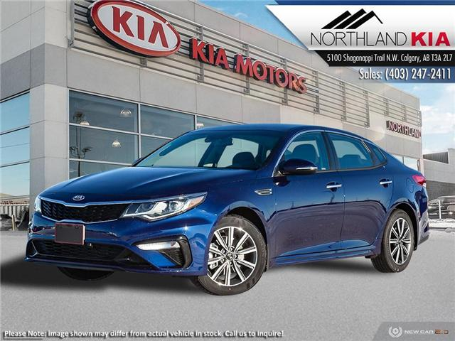 2019 Kia Optima LX+ (Stk: 9PT5254) in Calgary - Image 1 of 21