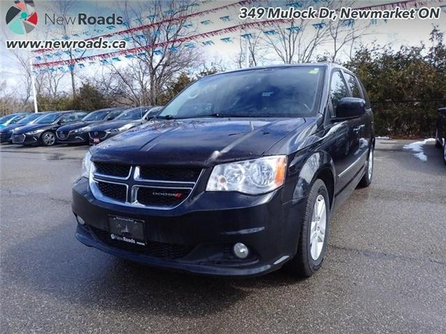 2014 Dodge Grand Caravan CREW (Stk: 40971A) in Newmarket - Image 1 of 14