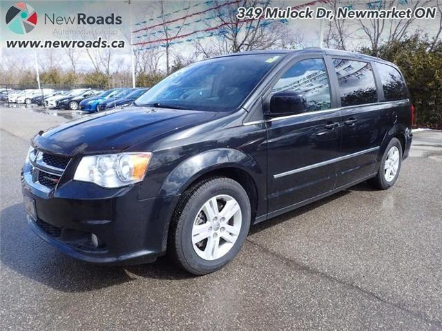 2014 Dodge Grand Caravan CREW (Stk: 40971A) in Newmarket - Image 2 of 14