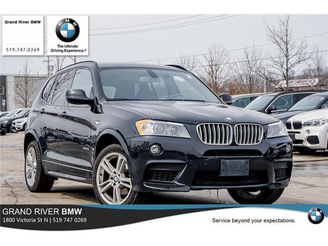 2012 BMW X3 xDrive35i (Stk: 34183A) in Kitchener - Image 1 of 22