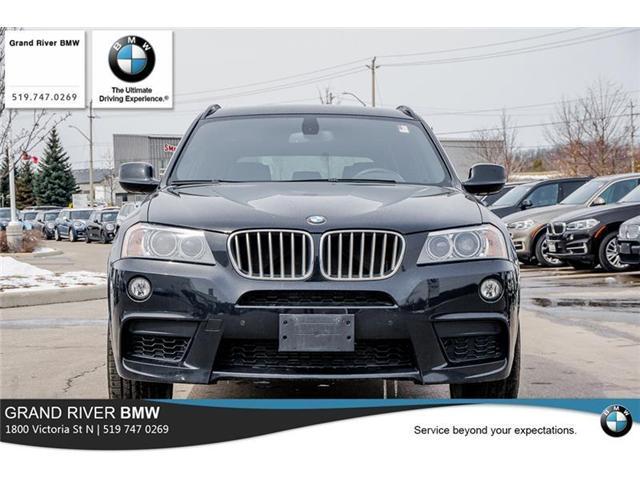 2012 BMW X3 xDrive35i (Stk: 34183A) in Kitchener - Image 2 of 22