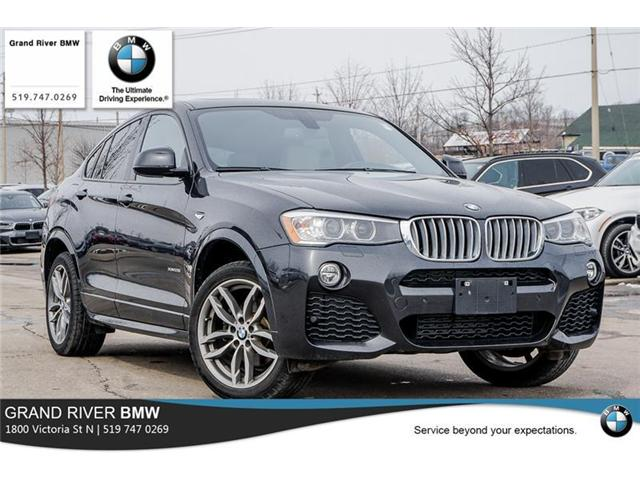 2017 BMW X4 xDrive28i (Stk: 50799A) in Kitchener - Image 1 of 22