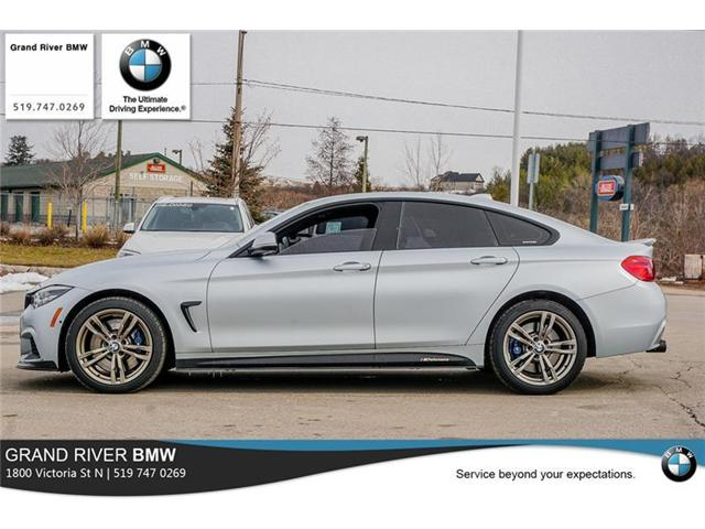2018 BMW 440i xDrive Gran Coupe  (Stk: PW4769) in Kitchener - Image 4 of 22