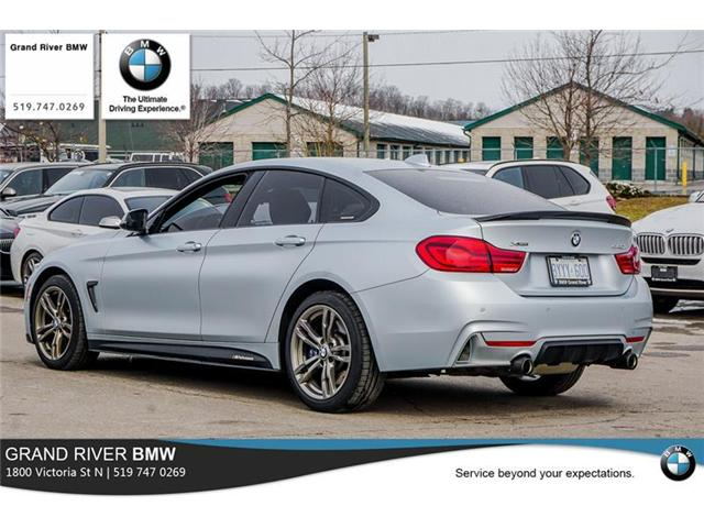 2018 BMW 440i xDrive Gran Coupe  (Stk: PW4769) in Kitchener - Image 5 of 22