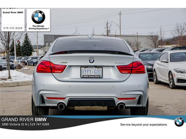 2018 BMW 440i xDrive Gran Coupe  (Stk: PW4769) in Kitchener - Image 6 of 22
