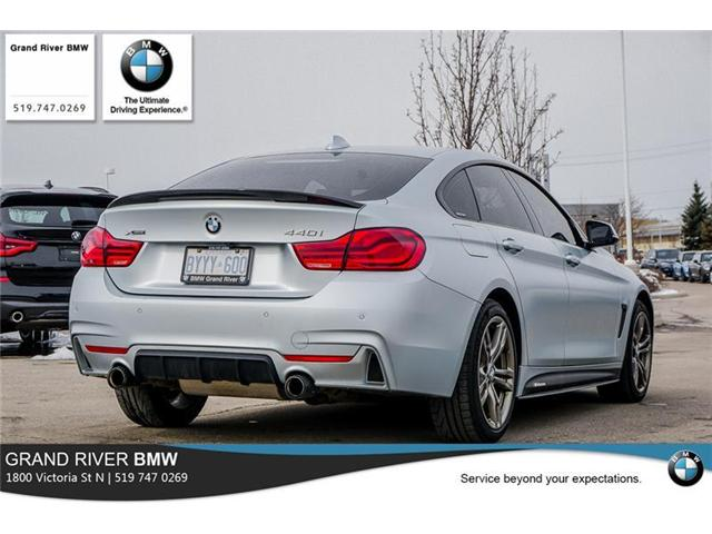 2018 BMW 440i xDrive Gran Coupe  (Stk: PW4769) in Kitchener - Image 7 of 22