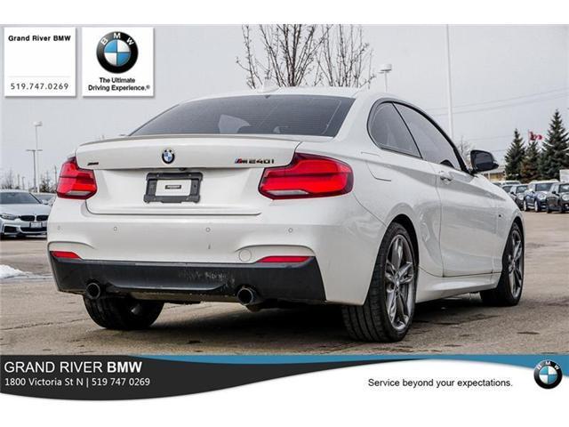 2018 BMW M240i xDrive (Stk: PW4776) in Kitchener - Image 7 of 22