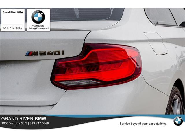 2018 BMW M240i xDrive (Stk: PW4776) in Kitchener - Image 10 of 22