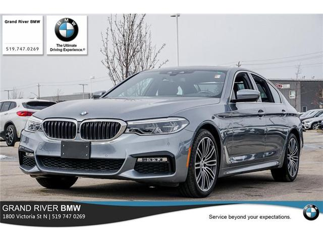 2018 BMW 540i xDrive (Stk: PW4778) in Kitchener - Image 3 of 21