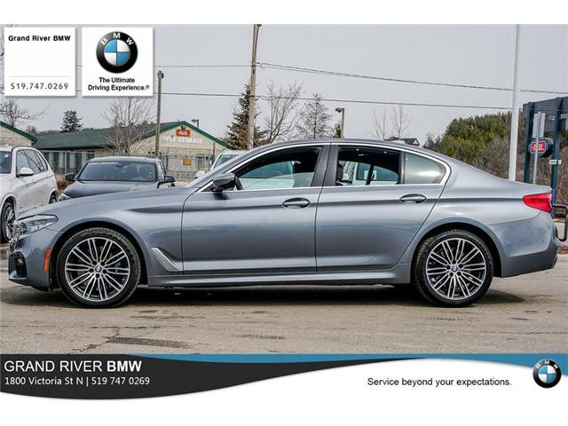 2018 BMW 540i xDrive (Stk: PW4778) in Kitchener - Image 4 of 21
