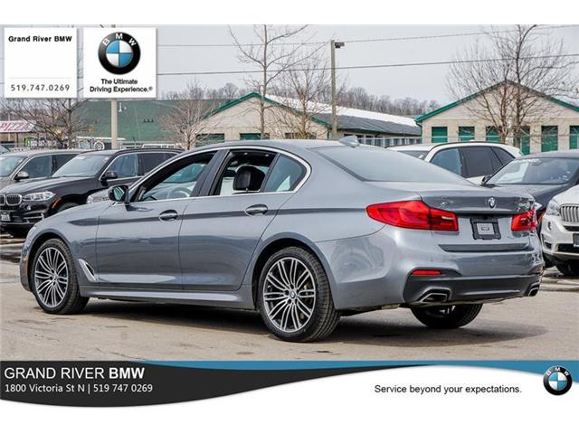 2018 BMW 540i xDrive (Stk: PW4778) in Kitchener - Image 5 of 21