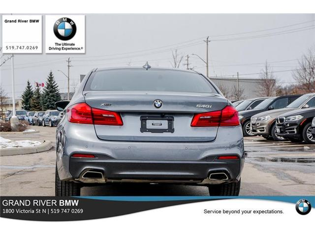 2018 BMW 540i xDrive (Stk: PW4778) in Kitchener - Image 6 of 21