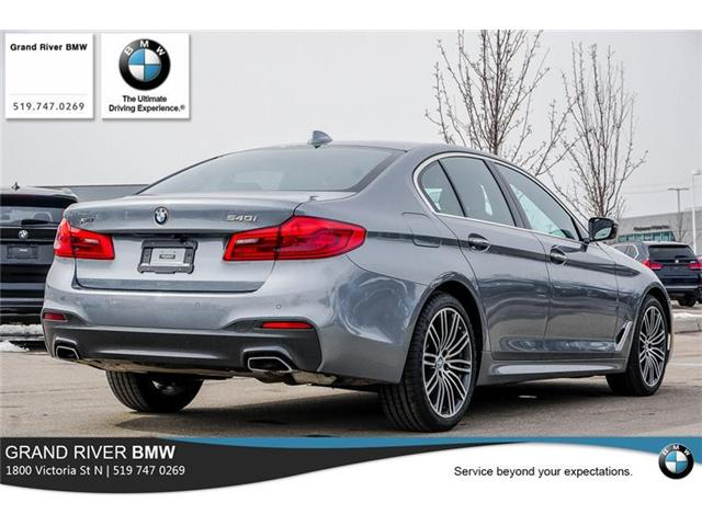 2018 BMW 540i xDrive (Stk: PW4778) in Kitchener - Image 7 of 21