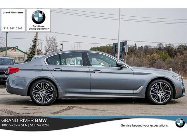 2018 BMW 540i xDrive (Stk: PW4778) in Kitchener - Image 8 of 21