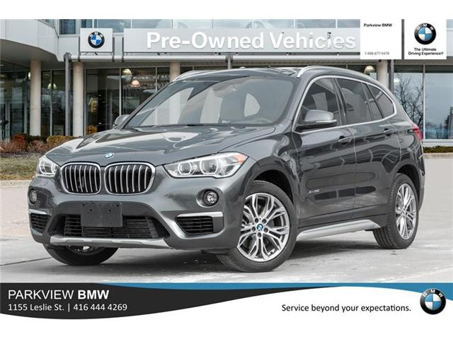 2017 BMW X1 xDrive28i (Stk: 12274A) in Toronto - Image 1 of 19