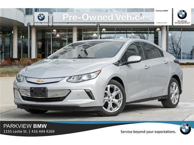 2017 Chevrolet Volt Premier (Stk: 301675AA) in Toronto - Image 1 of 21
