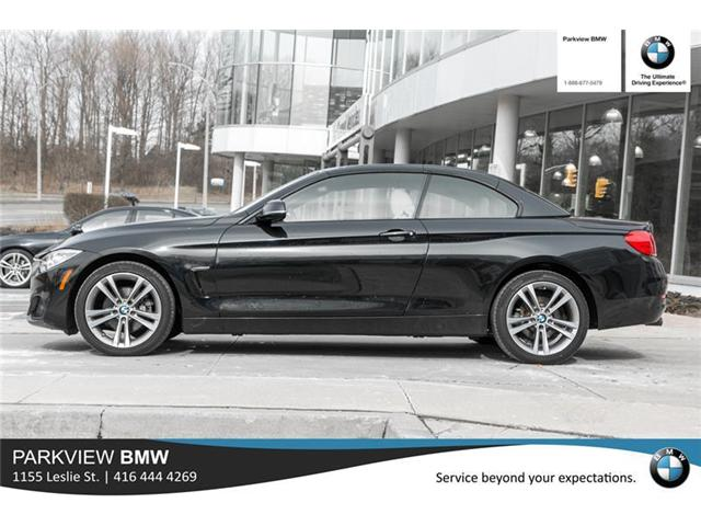 2016 BMW 428i xDrive xDrive CABRIO SPORT NAV REARCAM PDC 18