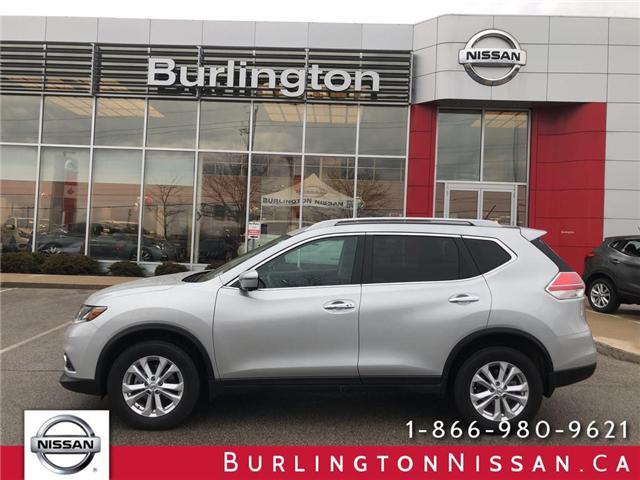 2016 Nissan Rogue  (Stk: A6671) in Burlington - Image 1 of 21