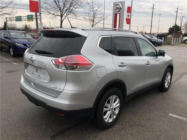 2016 Nissan Rogue  (Stk: A6671) in Burlington - Image 5 of 21