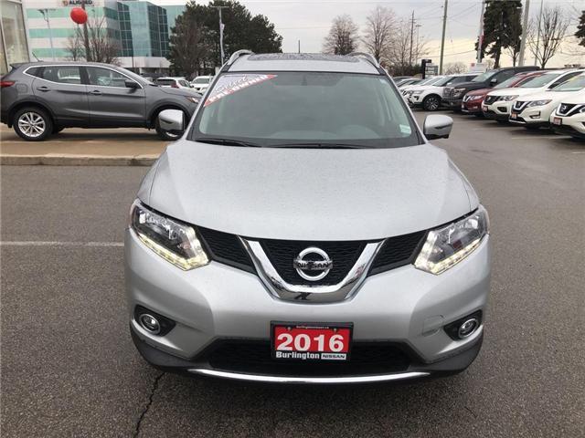 2016 Nissan Rogue  (Stk: A6671) in Burlington - Image 8 of 21