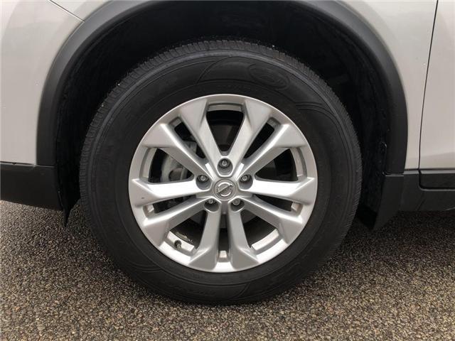 2016 Nissan Rogue  (Stk: A6671) in Burlington - Image 11 of 21